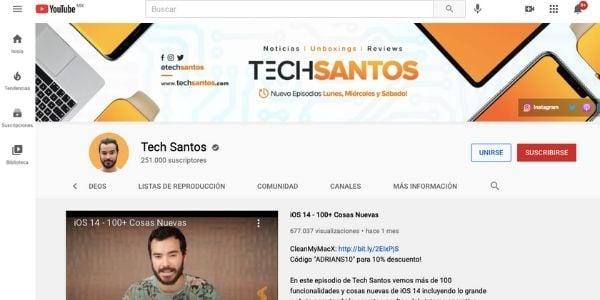 Tech Santos